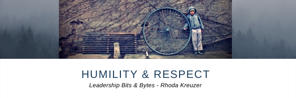 Humility and Respect