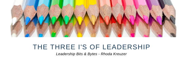 The Three I's of Leadership