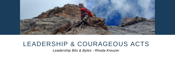 Leadership & Courageous Acts